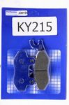 "SPEED TRIPLE 94-97: ""REAR PADS"" Kyoto Standard/Organic Brake Pads KY215/R =1 pair"